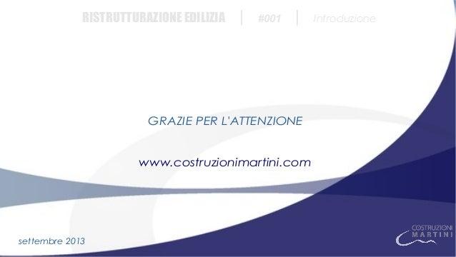 Ristrutturazione edilizia 001 introduzione - Ristrutturazione edilizia incentivi ...