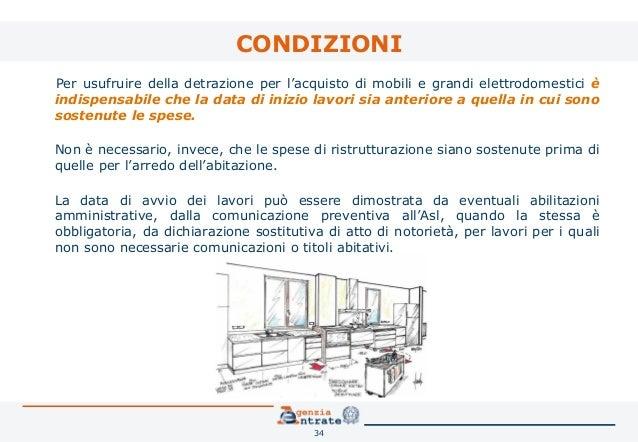 Detrazione per acquisto mobili great with detrazione per for Detrazione acquisto mobili