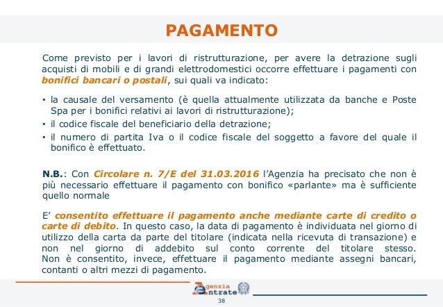 Ristrutturazioni edilizie e risparmio energetico for Bonifico parlante