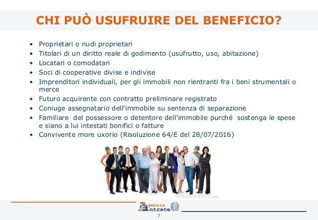 Ristrutturazioni edilizie e risparmio energetico - Diritto di prelazione su immobile confinante ...