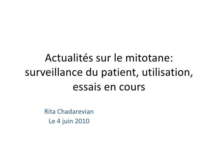 Rita.chadarevian