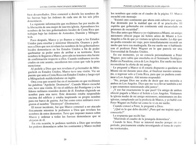 I.I]CIIA CONTM PRINCIPADOSDEMONIACOS l:stc incidcntcme confirmó aúnmásque,aunquequizásel cr¡¿¡drono scacientoporcientocorr...