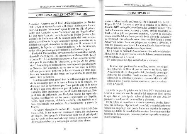 I.UCIIA CONTM PRINCIPADOS DEMONIACOS Figura l. La diosade la fertilidad Astoret se presentaba bajodiversosnombresy formas....