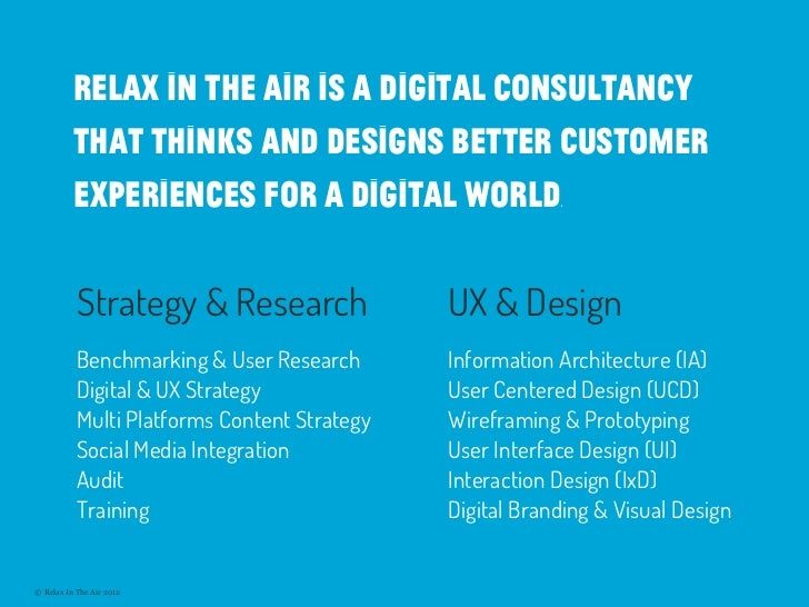 Customer Experience in a Digital & Complex World Slide 3