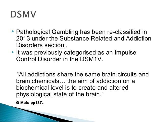 Gambling addiction counselling courses casino meridan ms