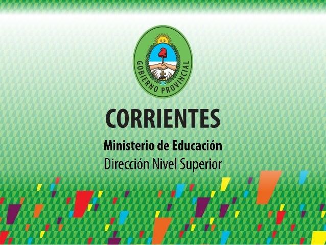 Referentes Institucionales de Tecnologías Educativas
