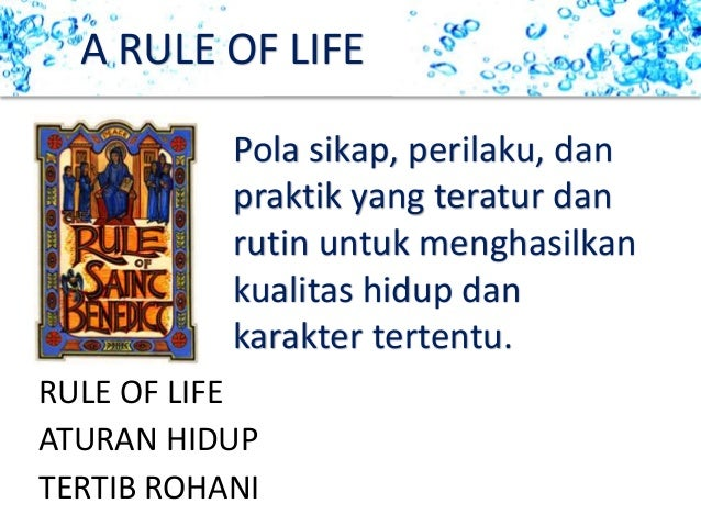 Melatih Ritme Harian  2 - Coram Deo-Examen & Spiritual Transformation Slide 3