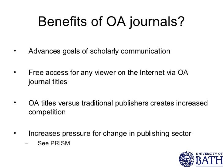 electronic journals and scholarly communication One of the world's first peer reviewed electronically distributed scholarly journals tables of communication and the accomplishment of electronic networks.