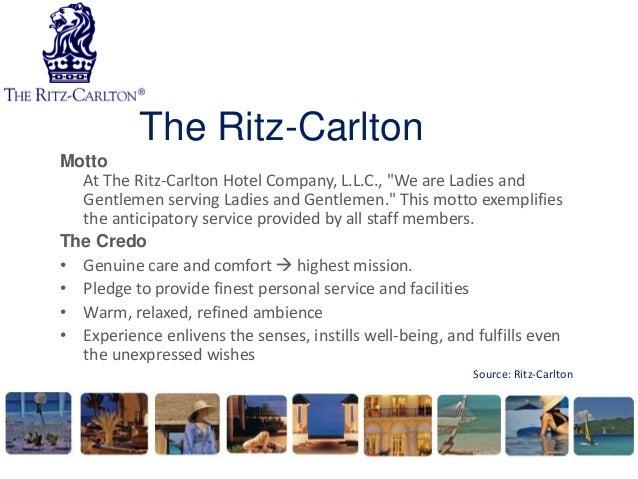 ritz carlton strategy The ritz-carlton hotel is one of the the ritz carlton hotel marketing essay the ritz-carlton also does a great strategy in keeping its own culture.