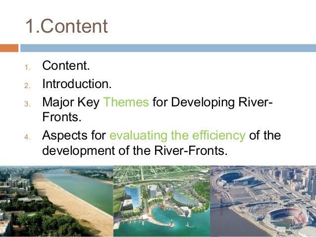 River front development principles - draft Slide 2