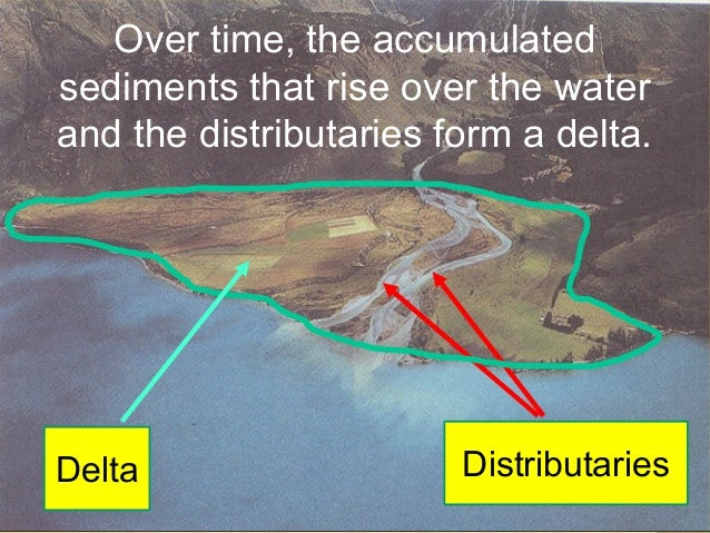river delta impact (For Geography)