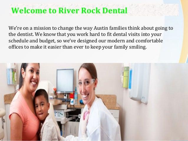 Welcome to River Rock Dental Slide 3
