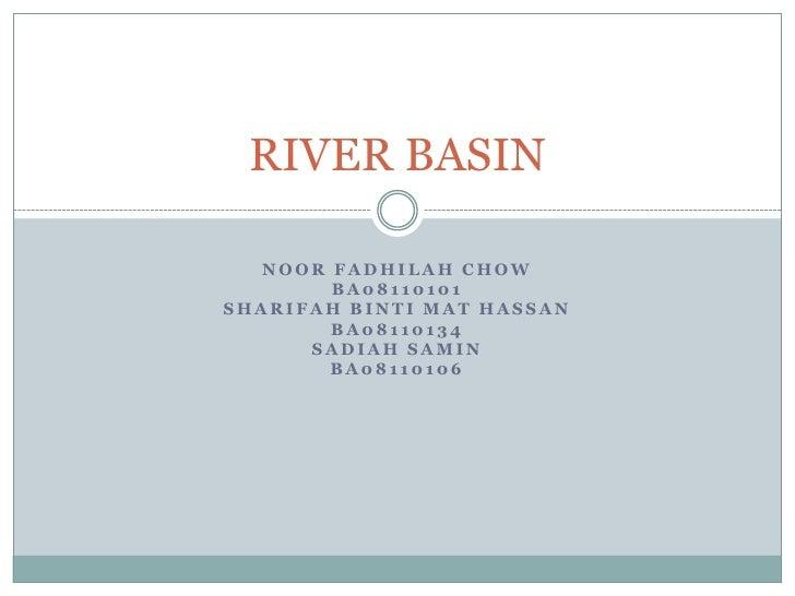 NOOR FADHILAH CHOW<br />BA08110101<br />SHARIFAH BINTI MAT HASSAN<br />BA08110134<br />SADIAH SAMIN<br />BA08110106<br />R...