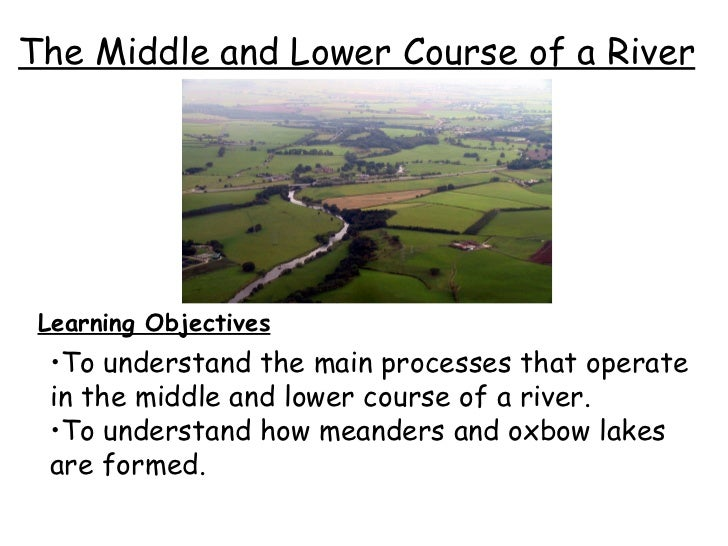 river tees middle course