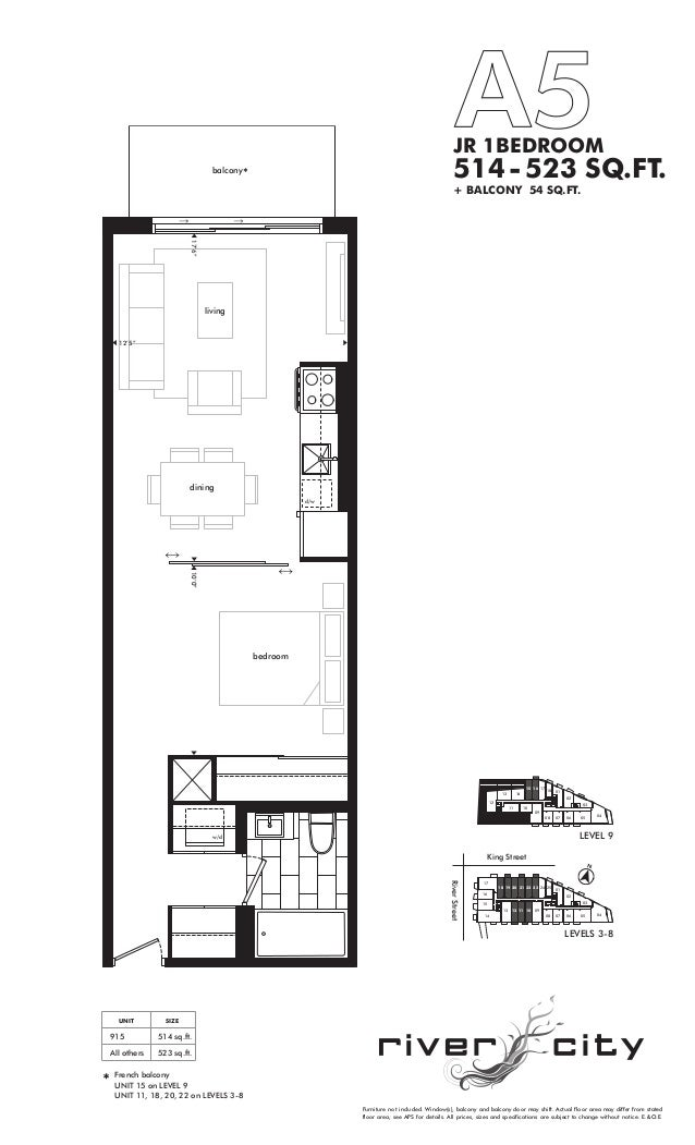 River City Floor Plans Thefloors Co