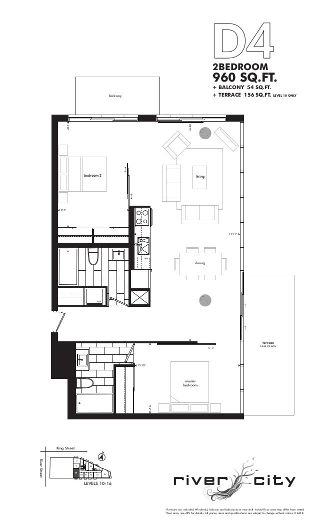 River city condos phase 1 floor plans thefloors co for 1 king west floor plans