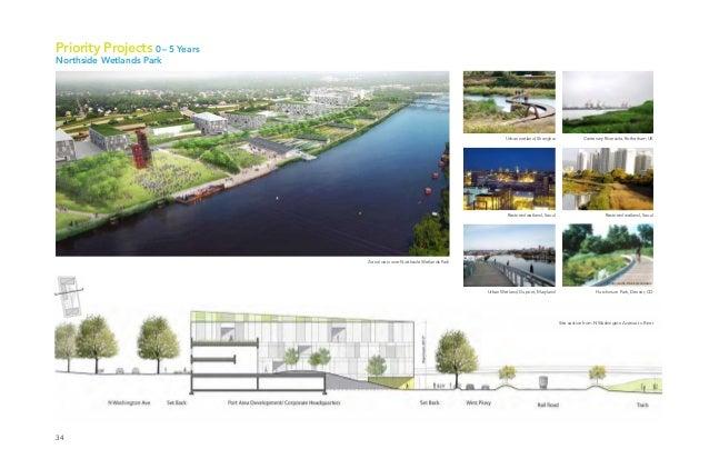 34 Centenary Riverside, Rotherham UK Restored wetland, SeoulRestored wetland, Seoul Urban wetland, Shanghai Hutchinson Pa...