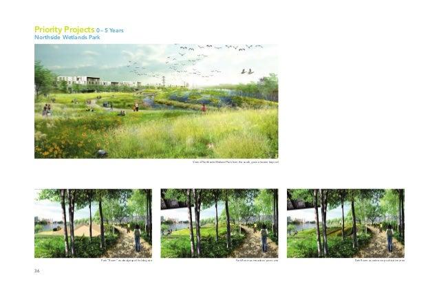 """36 Park """"Room"""" as dredge spoil holding site Park Room as meadow / picnic site Park Room as native crop cultivation area Vi..."""