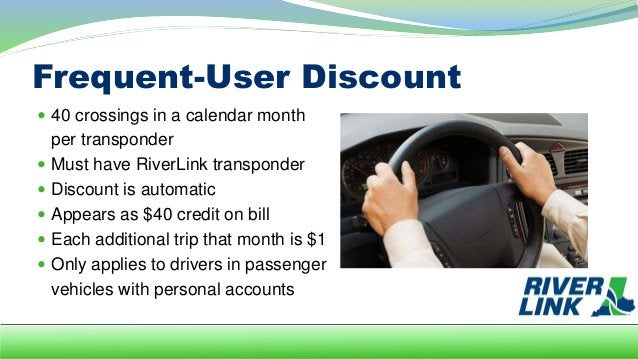 Opening Commercial Accounts  Gather required vehicle information  Call 855-RIV-LINK, specialized customer service repres...