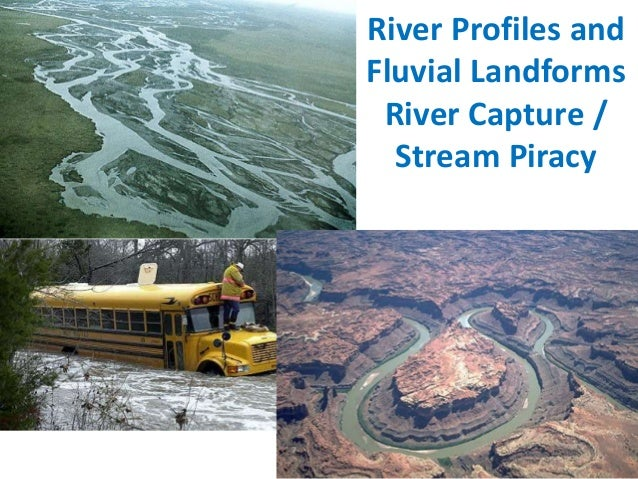 River Profiles and Fluvial Landforms River Capture / Stream Piracy