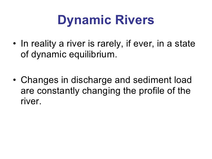 river rejuvenation and landforms Extracts from this document introduction explain where and why depositional landforms occur along the course of a river rivers have three courses.