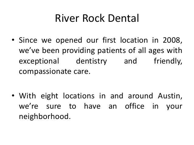 River Rock Dental – The Best Dentistry Slide 3