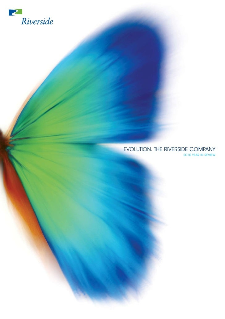 The riverside company 2010 annual report for The riverside
