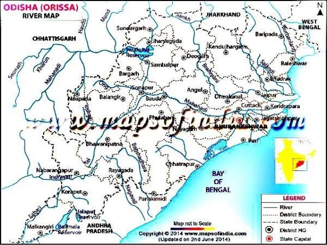 River System Of Odisha - Major river systems of the world