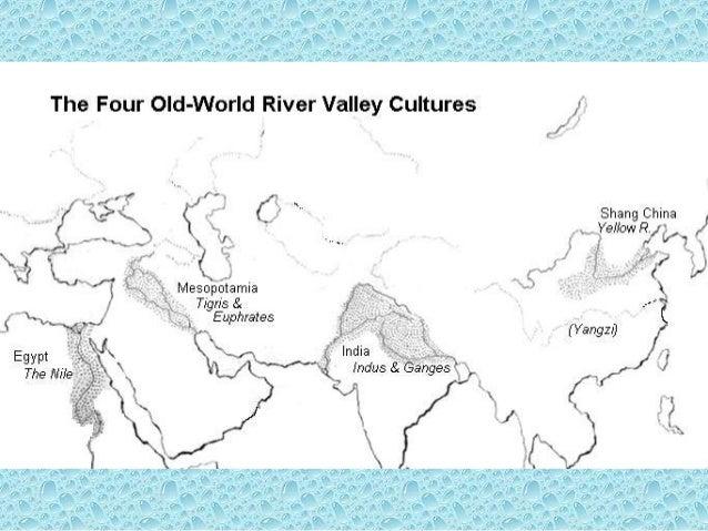 River Valley Civilization Indus Amp Nile River