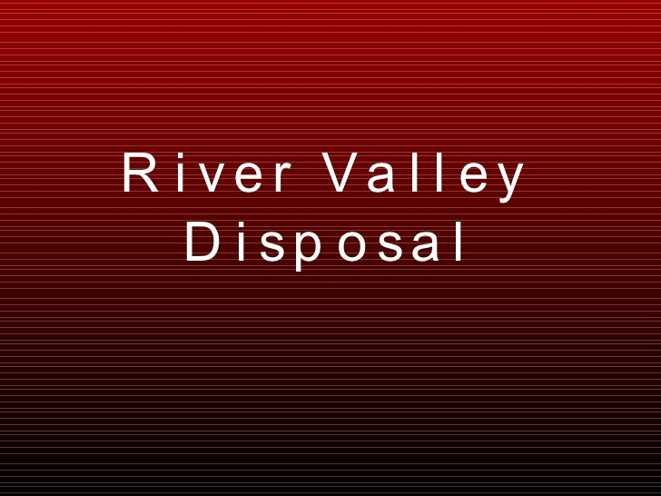 River Valley Disposal