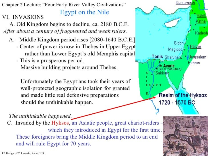 what were the four river valley civilizations