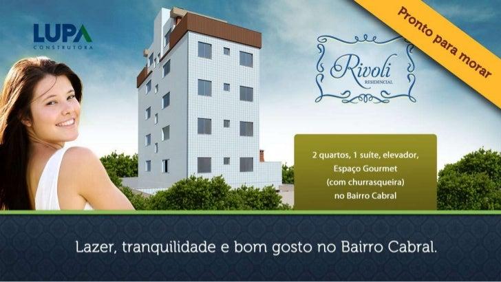 Sobre o Residencial Rivoli2 quartos, pronto para morar no bairro Cabral em ContagemSituado em Contagem e vizinho de bairro...
