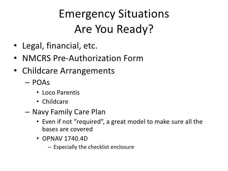 Rivron two family preparedness