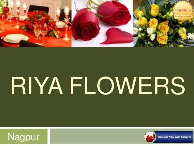 RIYA FLOWERSNagpur