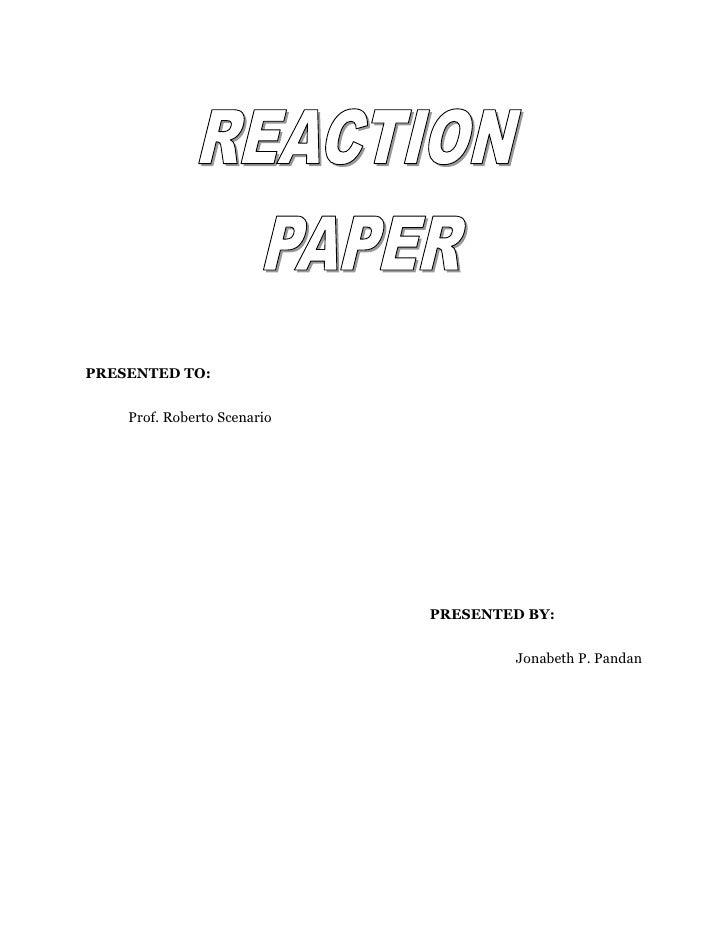 PRESENTED TO: <br />Prof. Roberto Scenario<br />PRESENTED BY:<br />Jonabeth P. Pandan<br />In real-life situation, Rizal c...