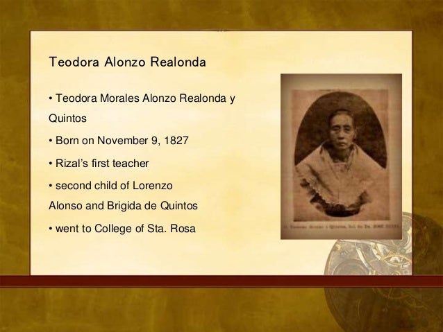 francisco engracio rizal mercado y alejandra ii 1818 1898 View life and history of jose rizal from bus 405 at cornell college family josé rizal's parents, francisco engracio rizal mercado y alejandra ii (1818-1898)[7.