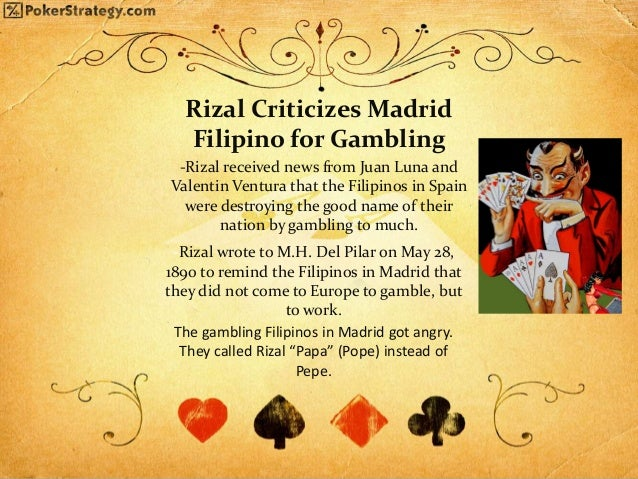 Gambling meaning in tagalog wind song casino