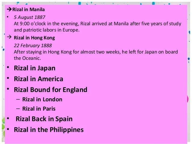 rizal s nationalism Development of rizal's nationalism slideshare uses cookies to improve functionality and performance, and to provide you with relevant advertising if you continue browsing the site, you agree to the use of cookies on this website.
