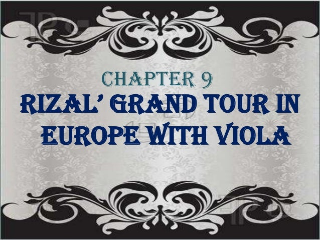 Rizal's Grand Tour Of europe with Maximo Viola (1887) Essay Sample