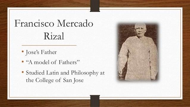 Dr Jose Rizal S Family