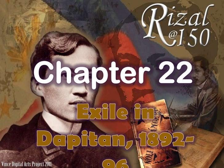 Rizal Chapter 22