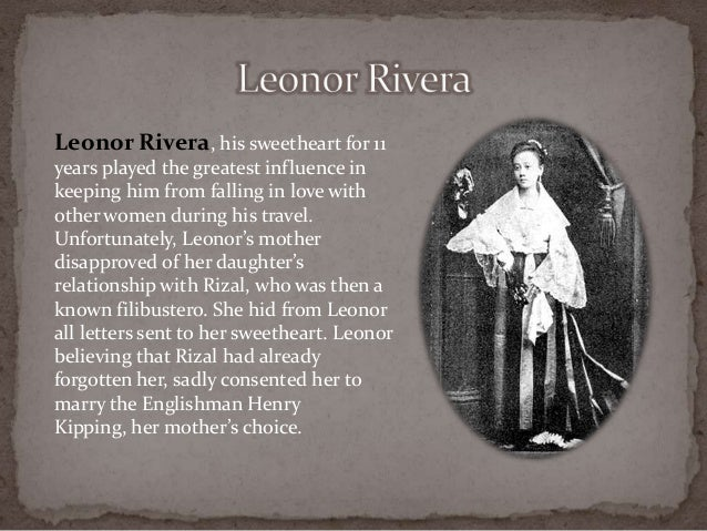 leonor rivera biography