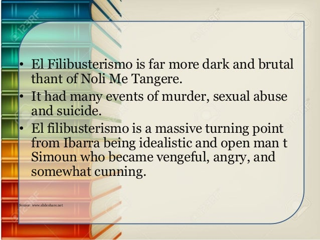relevance of noli me tangere to the present time
