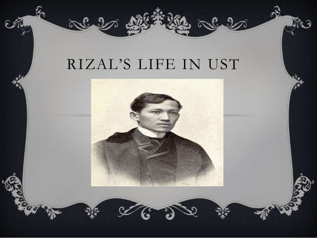 rizal life The noli me tangere and el filibusterismo, the two novel of rizal serve as the 5  oct 2015 free essays regarding reflection in the life of jose rizal for.