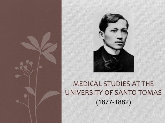 rizal in ust Read this essay on ust rizal come browse our large digital warehouse of free sample essays get the knowledge you need in order to pass your classes and more only.