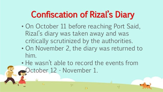 events before rizal Rizal and the ilustrados in spain  if not for the events of 1872, rizal would have been a jesuit and instead of writing the  before rizal, and the indios.