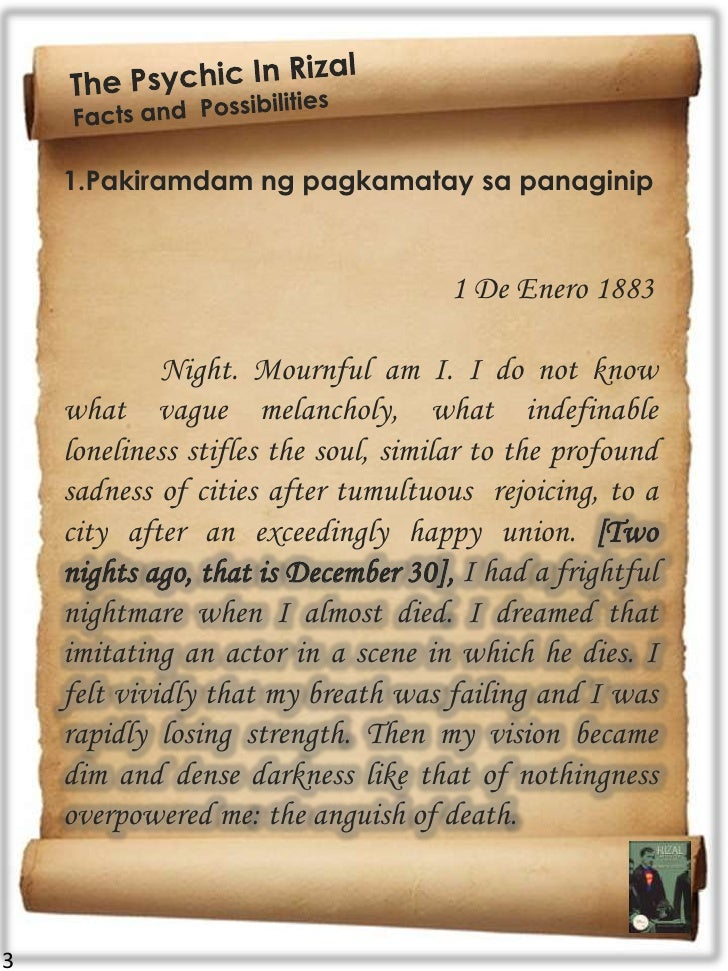 rizal report José rizal was a supporter of peaceful reform whose 1896 execution helped end  spain's rule in the philippines learn more at biographycom.