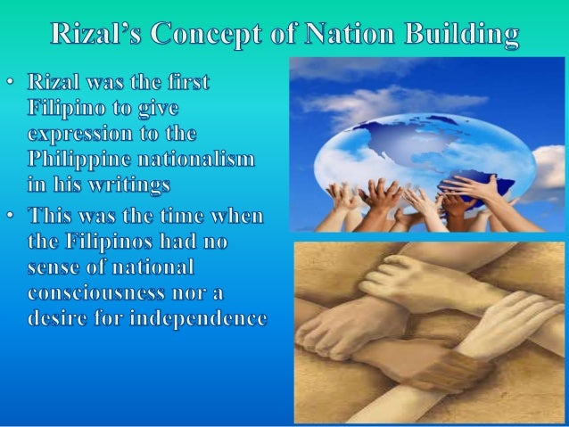 Rizals concept of nation building malvernweather Gallery
