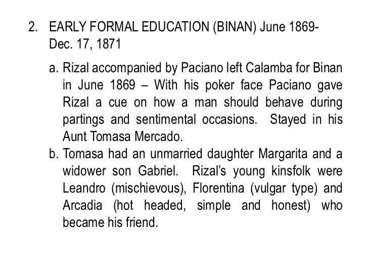 Who Jose rizal?