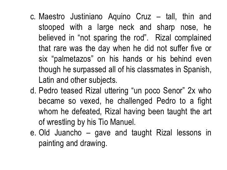 Who Jose rizal?
